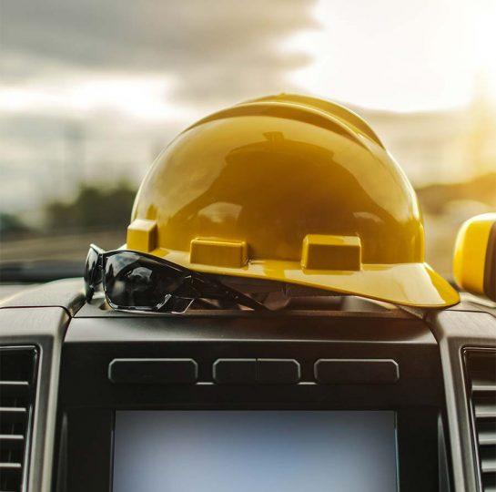 safety-gear-in-truck